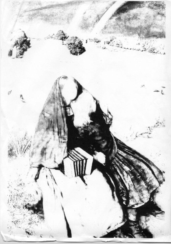 © A. Anobile d'après une peinture de J.E. Millais